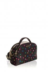 Essentiel Antwerp | Shoulder bag with dots Dora | black  | Picture 3