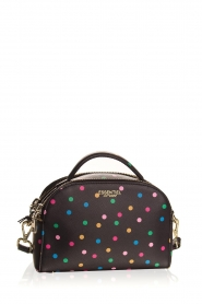 Essentiel Antwerp | Shoulder bag with dots Dora | black  | Picture 1