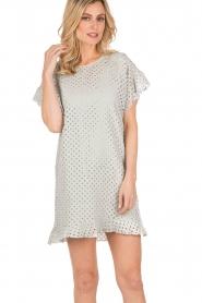 Dress Salma | grey