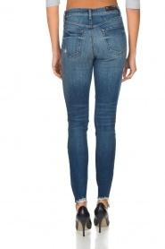 J brand | High rise skinny jeans Revoke | Blauw  | Afbeelding 5