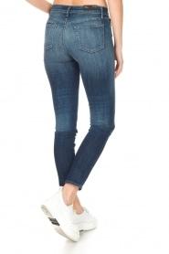 J brand | Mid rise jeans Jasper | Blauw  | Afbeelding 6