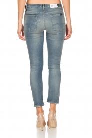 J brand | Mid rise jeans Jasper | Blauw  | Afbeelding 5
