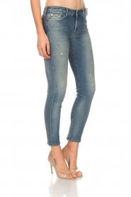 J brand | Mid rise jeans Jasper | Blauw  | Afbeelding 4