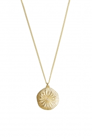 Mimi et Toi |  18k gold plated nacklace Florentine | gold  | Picture 1