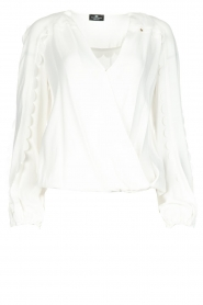 Blouse Zaella | wit