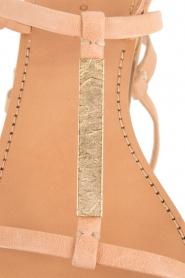 Hoss Intropia | Leren sandaal Roelie | nude  | Afbeelding 5