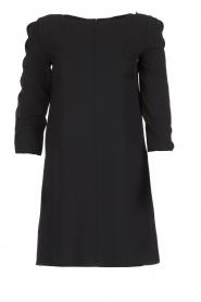 ELISABETTA FRANCHI | Dress Amelie | zwart  | Afbeelding 1