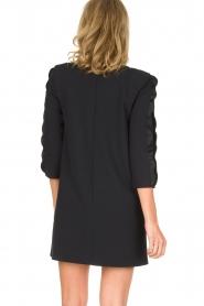 ELISABETTA FRANCHI | Dress Amelie | zwart  | Afbeelding 6