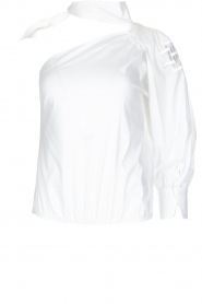 ELISABETTA FRANCHI |  Body top Catherine | white  | Picture 1