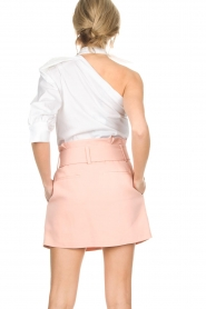 ELISABETTA FRANCHI |  Body top Catherine | white  | Picture 6