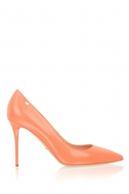 Leather pumps Blush | pink
