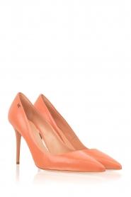 ELISABETTA FRANCHI | Leren pumps Blush | roze  | Afbeelding 3