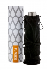 Flaske | Thermosfles Wood warm/koud 260 ml | bruin  | Afbeelding 3