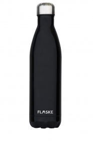 Flaske | Thermosfles Night warm/koud 750 ml | zwart  | Afbeelding 1