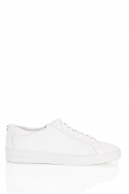 Leather sneaker Colby | white