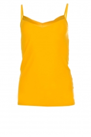 Hanro | Silk top Renee | yellow