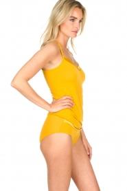 Hanro | Silk top Renee | yellow  | Picture 3