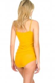 Hanro | Silk top Renee | yellow  | Picture 4