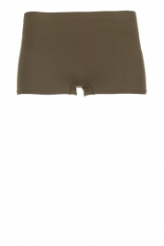 Hanro |  Slip shorts Touch Feeling | green  | Picture 1