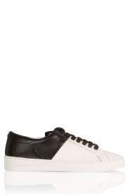 MICHAEL Michael Kors | Sneaker Toby | zwart-wit  | Afbeelding 1