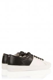 MICHAEL Michael Kors | Sneaker Toby | zwart-wit  | Afbeelding 4