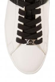 MICHAEL Michael Kors | Sneaker Toby | zwart-wit  | Afbeelding 5
