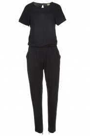 Hanro |  Jumpsuit with waistband Marit | black  | Picture 1
