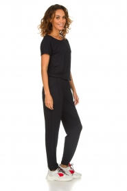 Hanro |  Jumpsuit with waistband Marit | black  | Picture 3