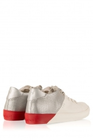 Leather Crown | Leren sneakers Donna | multi  | Afbeelding 4