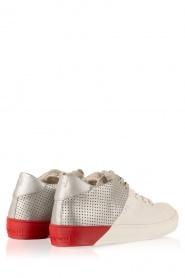 Leather Crown | Leren sneakers Donna | multi  | Afbeelding 4