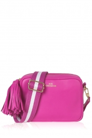 Becksöndergaard |  Leather shoulder bag Lullo Rua | pink  | Picture 1
