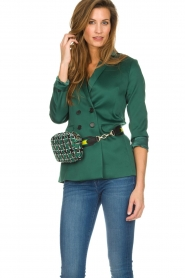 Becksöndergaard |  Belt bag Fany Ofelia | green  | Picture 2