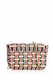 Becksöndergaard |  Shoulder bag with braided pattern Gemma | print  | Picture 5