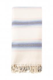 Becksöndergaard | Beach towel Fleur | blue  | Picture 2