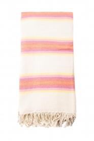 Becksöndergaard | Beach towel Fleur | pink  | Picture 2
