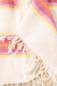 Becksöndergaard | Beach towel Fleur | pink  | Picture 3