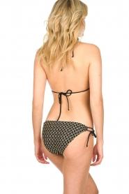 Becksöndergaard |  Triangle bikini Celeste | black  | Picture 4