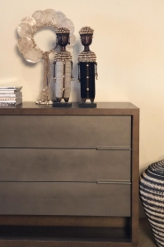Little Soho Living |  Namji doll with shells Owen | black  | Picture 4