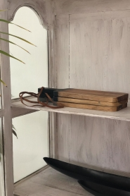 Little Soho Living |  Wooden cutting board Vince | brown  | Picture 2