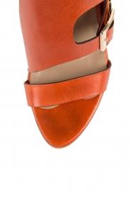 Noe | Leren sandalen Numa | roest  | Afbeelding 5