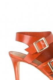 Noe | Leren sandalen Numa | roest  | Afbeelding 6