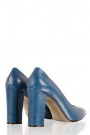 Noe | Leren pumps Norva | blauw  | Afbeelding 4