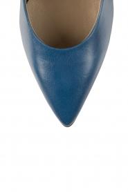 Noe | Leren pumps Norva | blauw  | Afbeelding 6