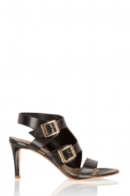 Leather pumps Numa | black