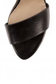 Noe | Leren sandalen Nabila | zwart  | Afbeelding 5
