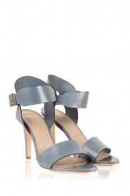 Noe | Leren sandalen Nabila | blauw  | Afbeelding 3