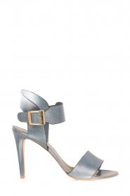 Noe | Leren sandalen Nabila | blauw  | Afbeelding 1