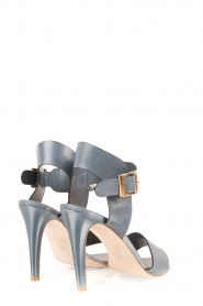 Noe | Leren sandalen Nabila | blauw  | Afbeelding 4