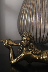 Little Soho Living |  Mermaid Violet | gold  | Picture 4