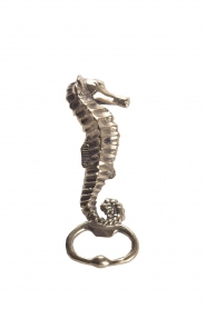 Little Soho Living |  Luxurious sea horse bottle opener River | gold  | Picture 1